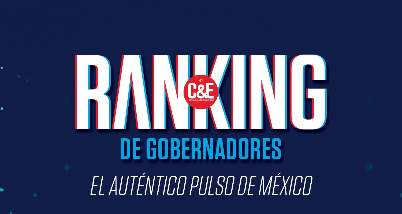 ranking gobernadores